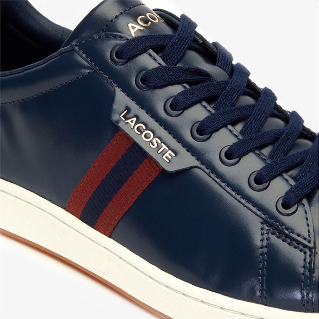 Lacoste ανδρικά sneakers με ριγέ φάσα Carnaby Evo Tricolour 5