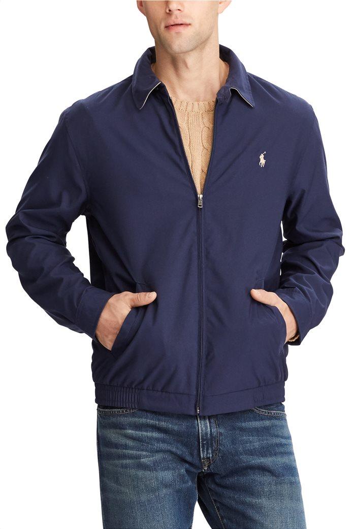 Polo Ralph Lauren ανδρικό μπουφάν Bi-Swing Windbreaker Navy Μπλε Σκούρο 0