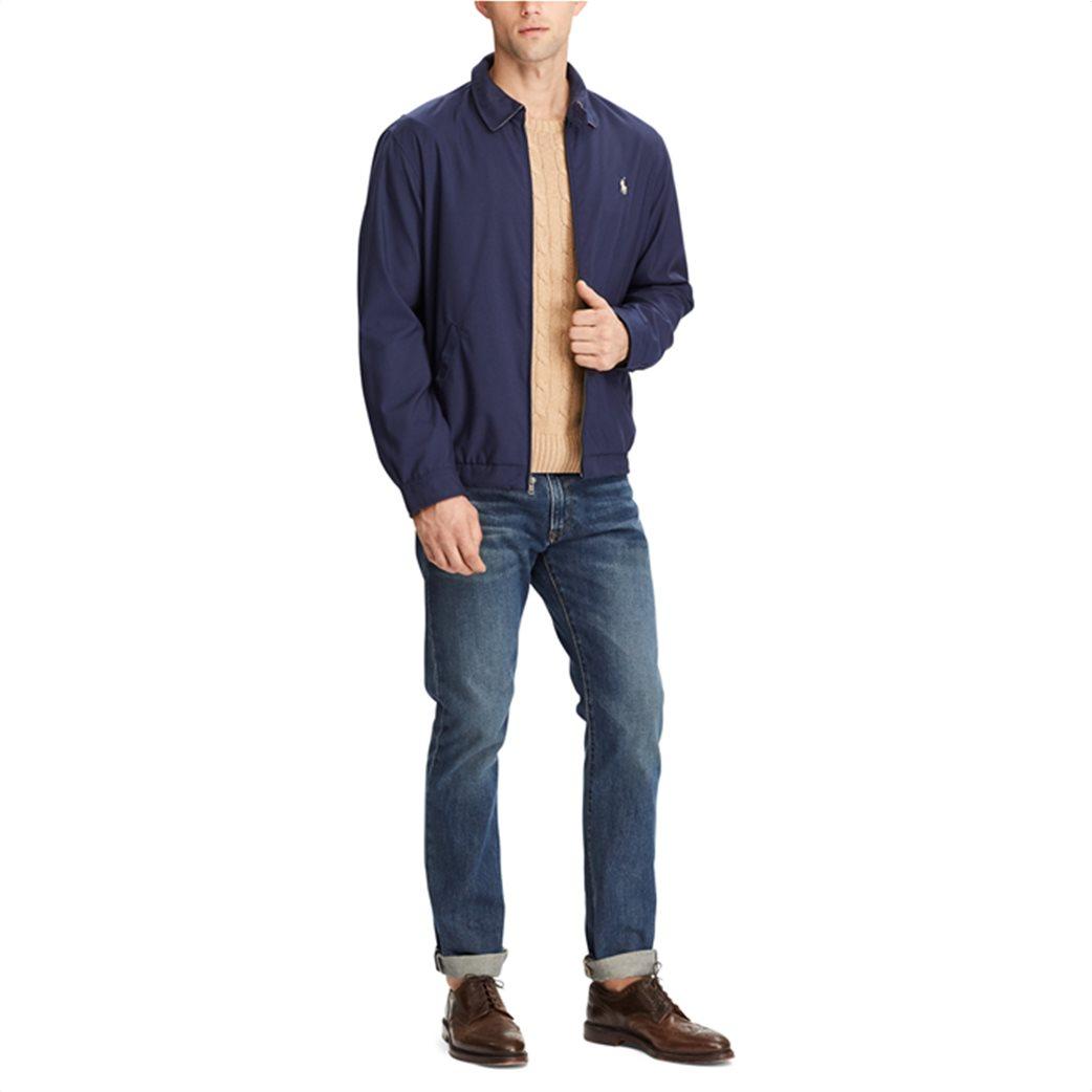 Polo Ralph Lauren ανδρικό μπουφάν Bi-Swing Windbreaker Navy Μπλε Σκούρο 3