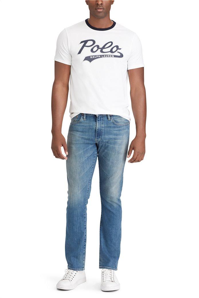 Polo Ralph Lauren ανδρικό τζην παντελόνι Varick Slim Straight Jean Γαλάζιο 0