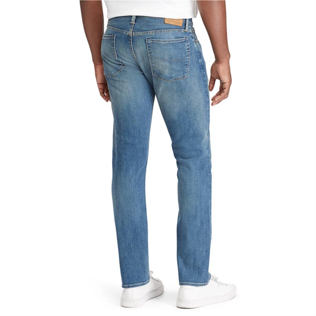 Polo Ralph Lauren ανδρικό τζην παντελόνι Varick Slim Straight Jean Γαλάζιο 2