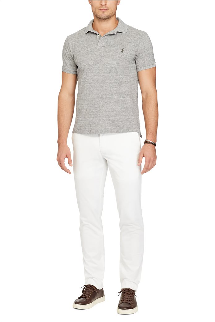 Polo Ralph Lauren ανδρικό παντελόνι Stretch Slim Fit Chino 0
