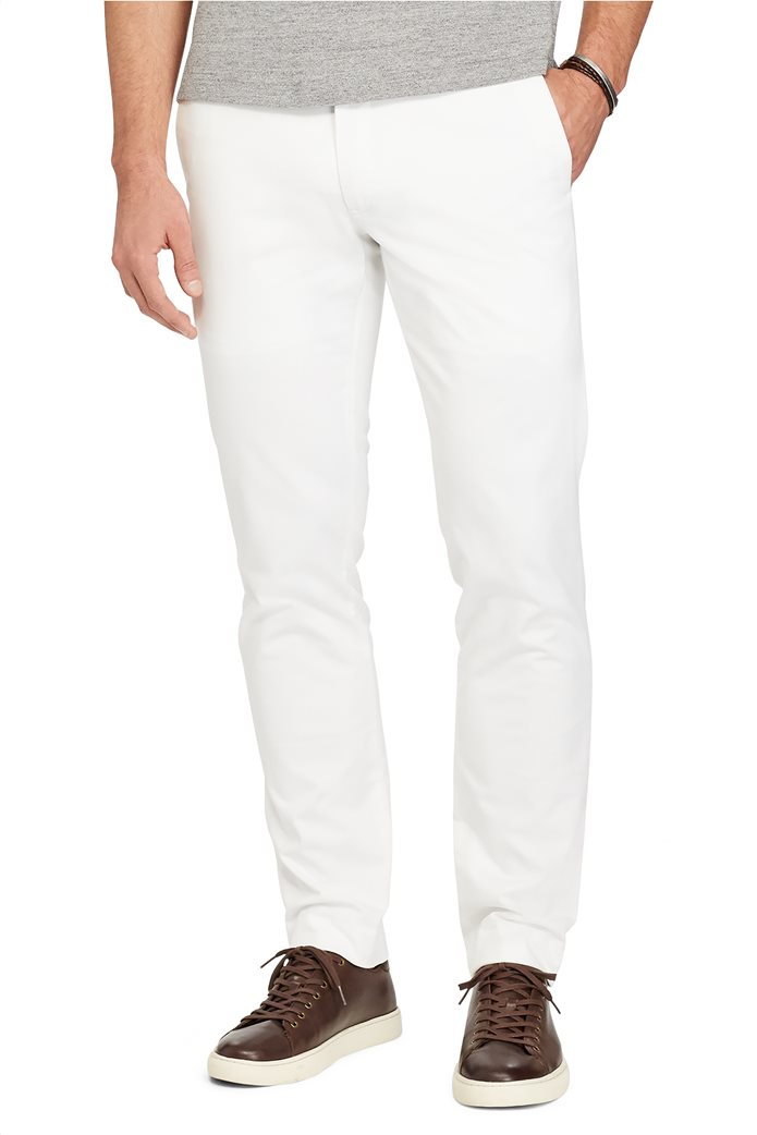 Polo Ralph Lauren ανδρικό παντελόνι Stretch Slim Fit Chino 2