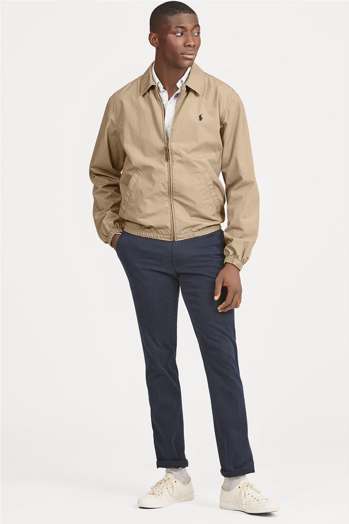 Polo Ralph Lauren ανδρικό μπουφάν μονόχρωμο Μπεζ 0