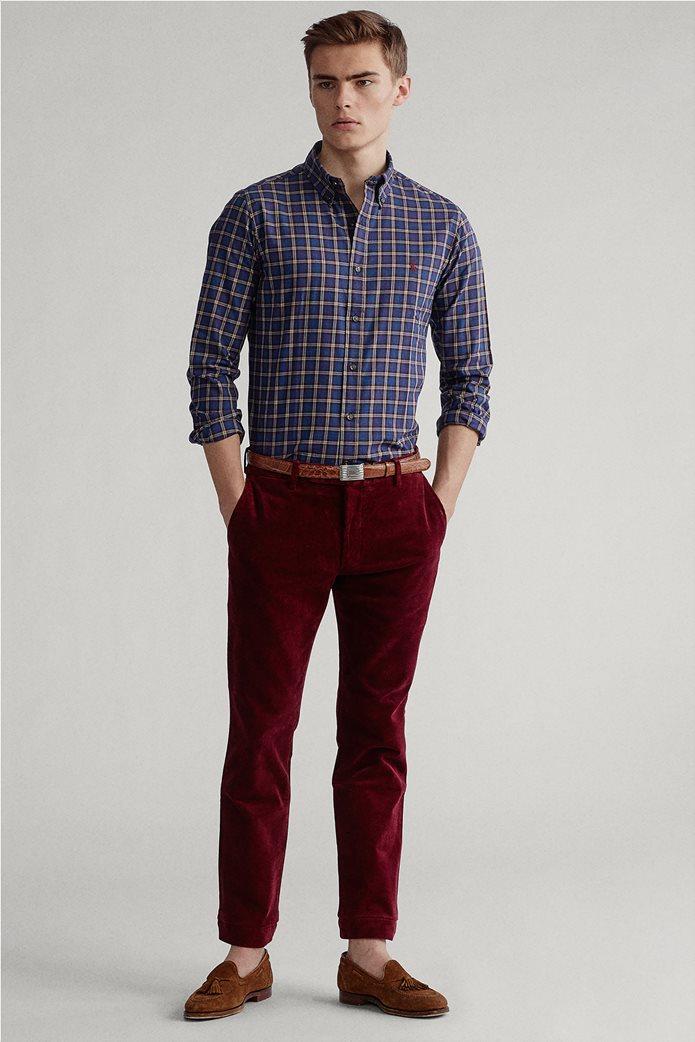 Polo Ralph Lauren ανδρικό πουκάμισο καρό Classic fit 0