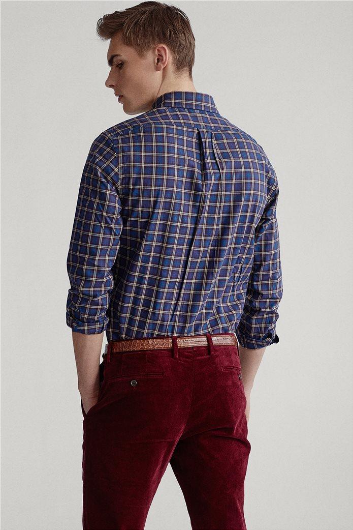 Polo Ralph Lauren ανδρικό πουκάμισο καρό Classic fit 1