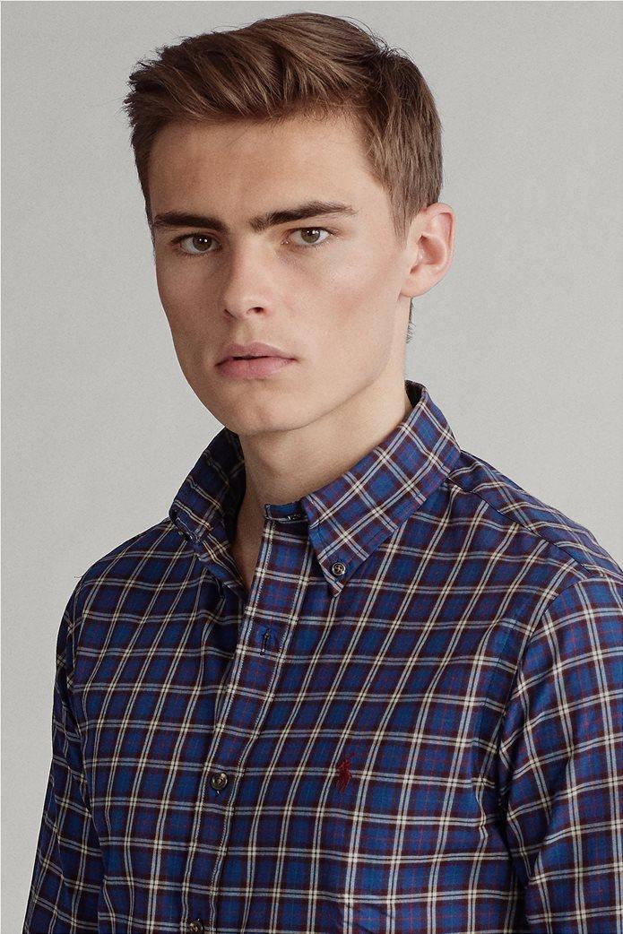 Polo Ralph Lauren ανδρικό πουκάμισο καρό Classic fit 2