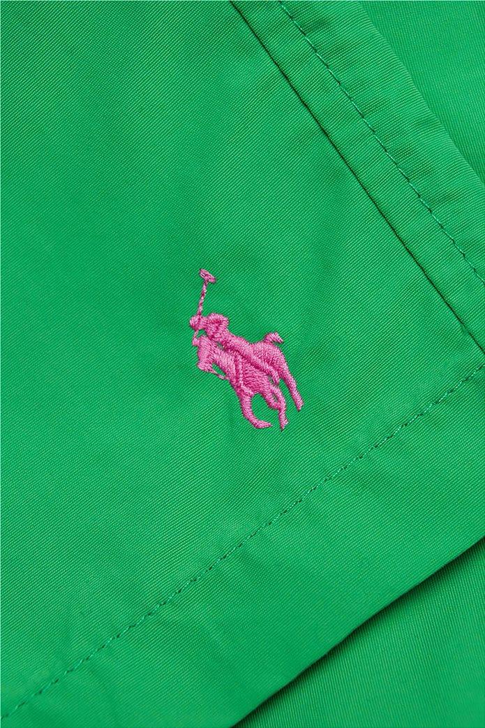 Polo Ralph Lauren ανδρικό μαγιό βερμούδα με κεντημένο logo 1