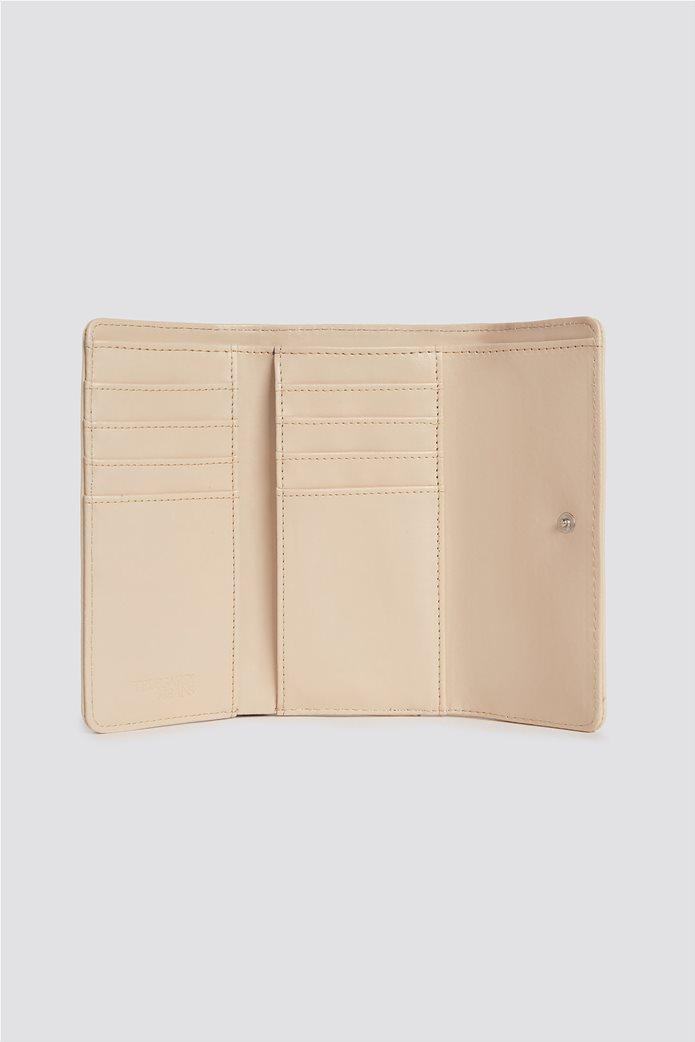 Trussardi Jeans γυναικείο πορτοφόλι Large With Love city bifold 2