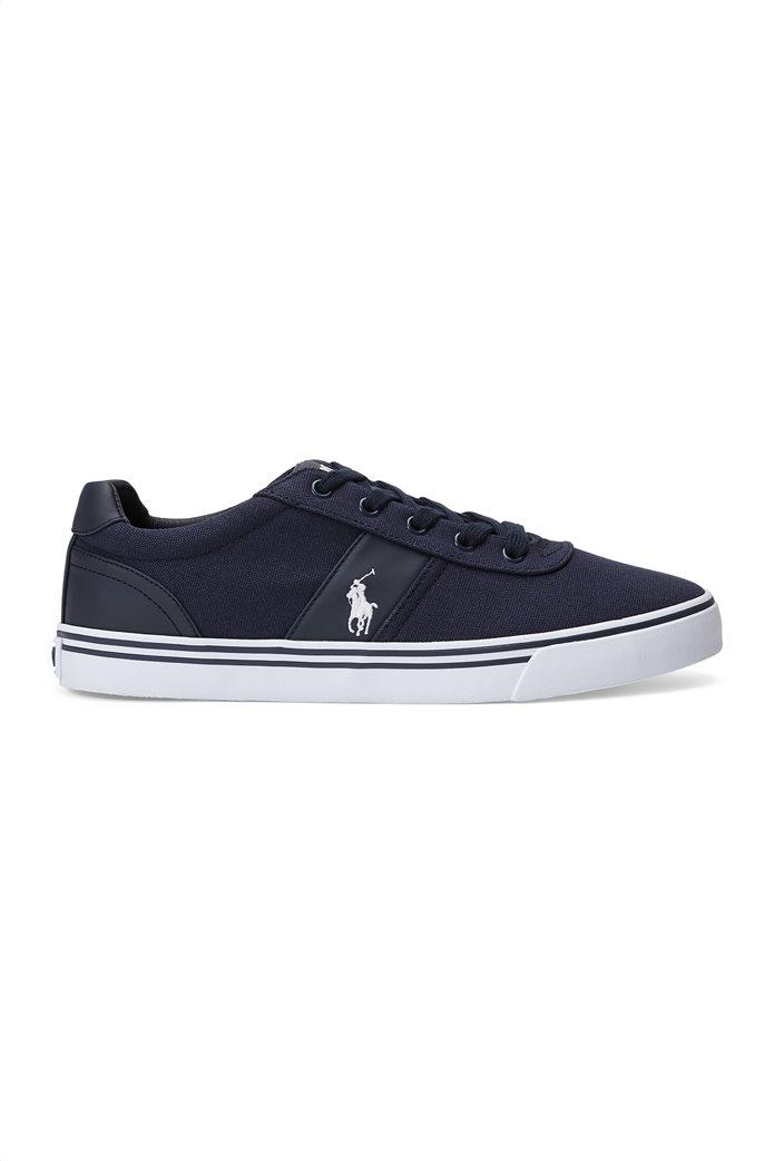 Polo Ralph Lauren ανδρικά sneakers υφασμάτινα Hanford Μπλε Σκούρο 0