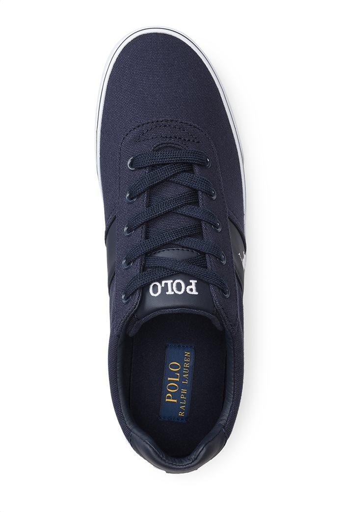 Polo Ralph Lauren ανδρικά sneakers υφασμάτινα Hanford Μπλε Σκούρο 2