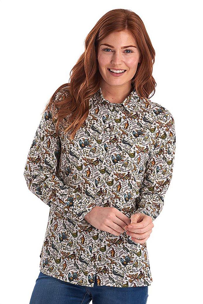 "Barbour γυναικείο πουκάμισο με all over print ""Eleanor"" 0"