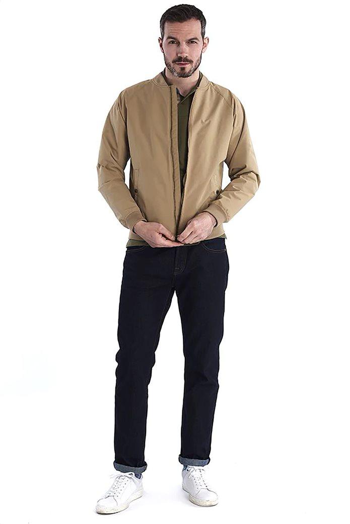 """Barbour ανδρικό bomber jacket μονόχρωμο """"Torksey"""" 0"""