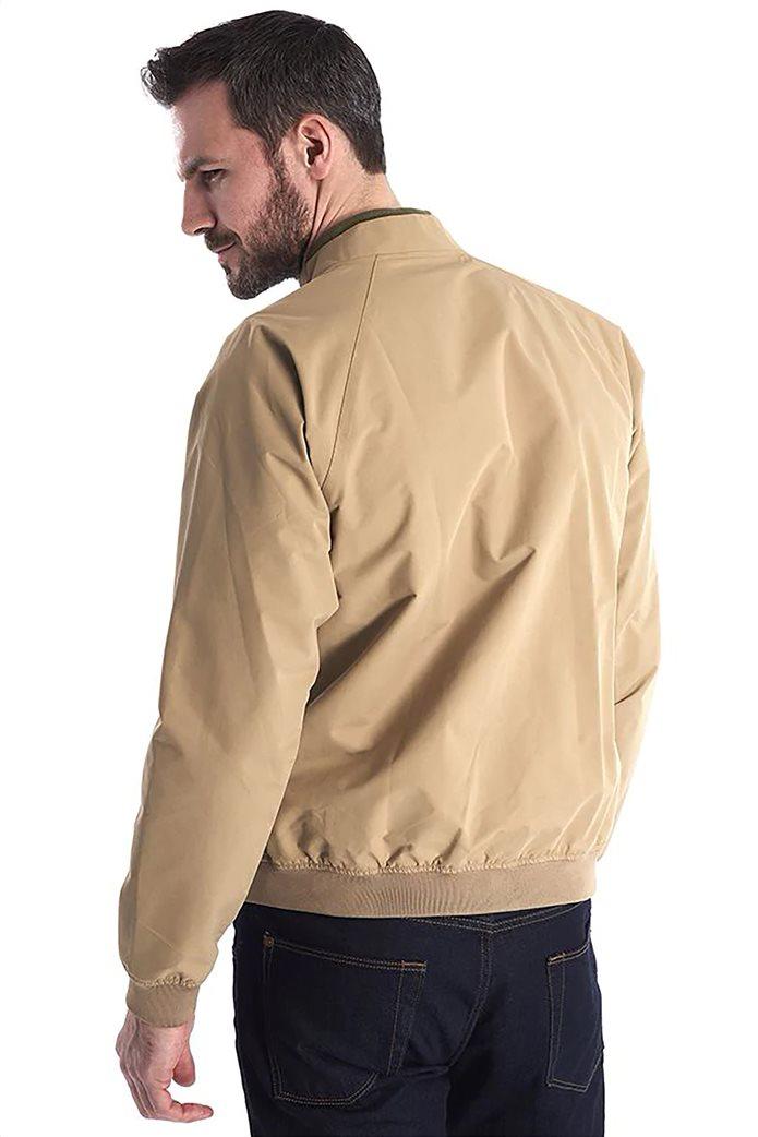 """Barbour ανδρικό bomber jacket μονόχρωμο """"Torksey"""" 2"""
