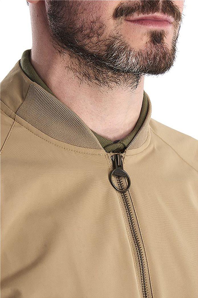 """Barbour ανδρικό bomber jacket μονόχρωμο """"Torksey"""" 3"""