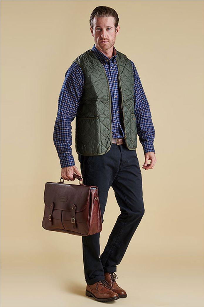 "Barbour ανδρικό μπουφάν αμάνικο ""Quilted Waistcoat"" 1"