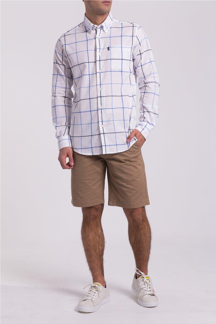 Barbour ανδρικό πουκάμισο Max Tailored 1