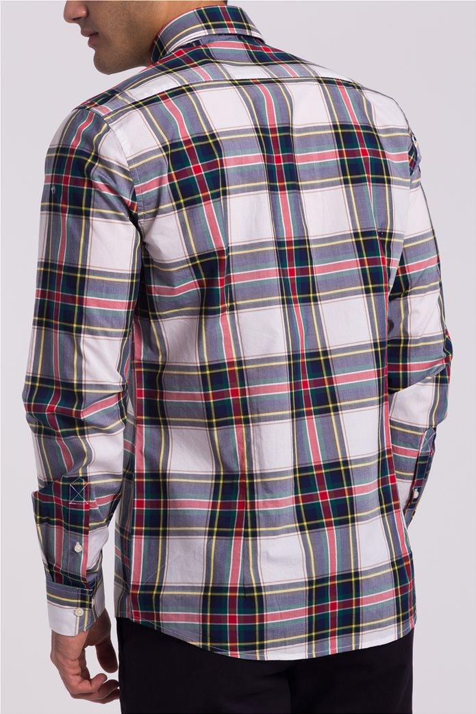 Ανδρικό καρό πουκάμισο Barbour 3
