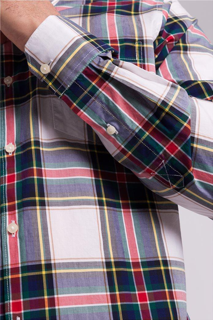 Ανδρικό καρό πουκάμισο Barbour 4