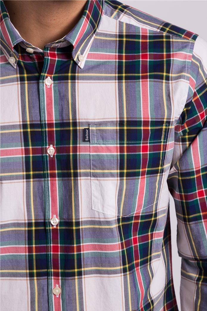 Ανδρικό καρό πουκάμισο Barbour 5
