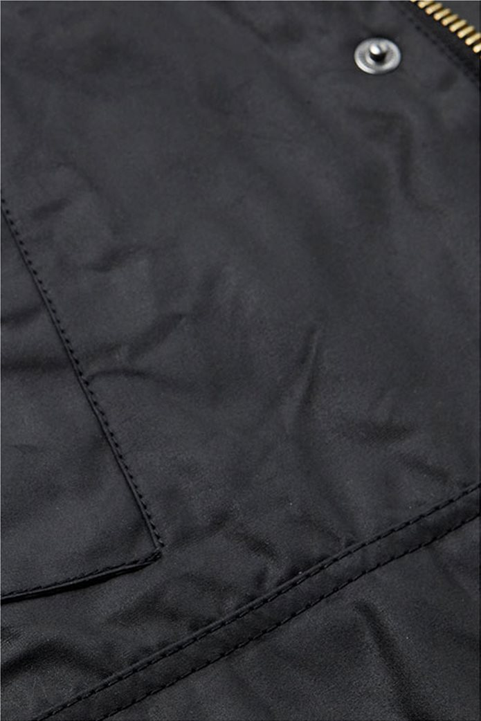 Barbour ανδρικό κερωμένο μπουφάν Bedale Jacket 5