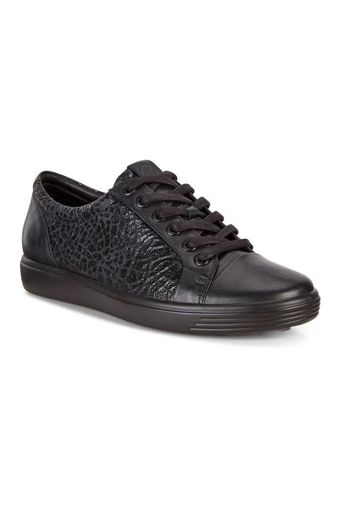 ECCO γυναικεία παπούτσια με κορδόνια Soft 7 Lace 0