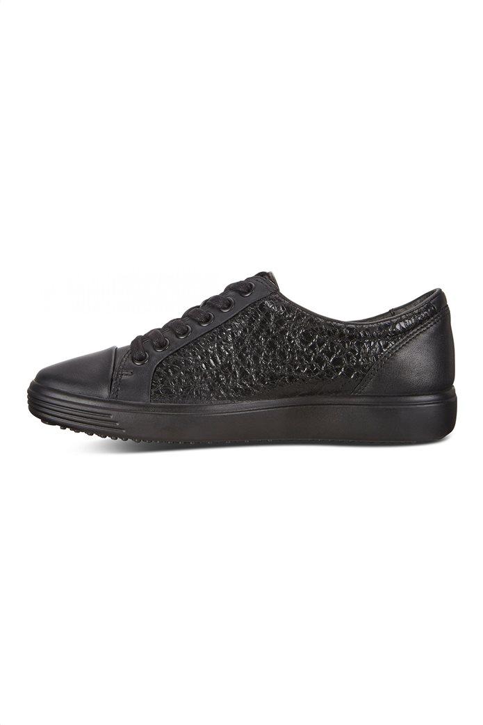 ECCO γυναικεία παπούτσια με κορδόνια Soft 7 Lace 1