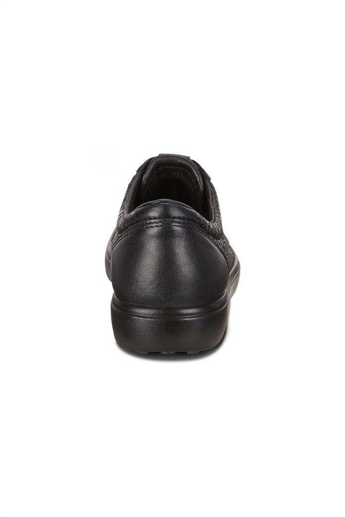 ECCO γυναικεία παπούτσια με κορδόνια Soft 7 Lace 2