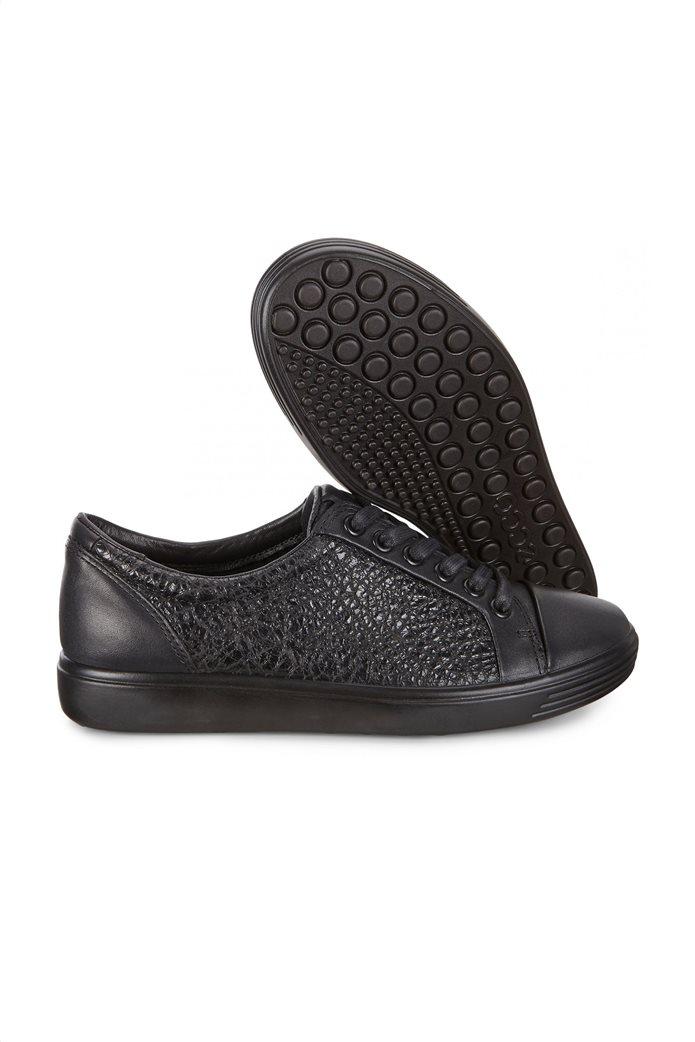 ECCO γυναικεία παπούτσια με κορδόνια Soft 7 Lace 3