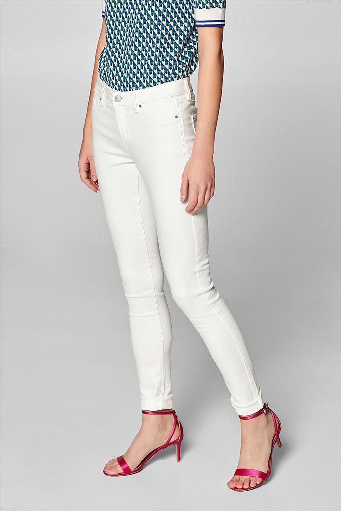 Esprit γυναικείο παντελόνι υφασμάτινο super stretch (32L) 7