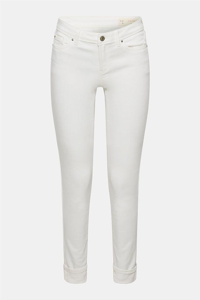 Esprit γυναικείο παντελόνι υφασμάτινο super stretch (32L) 8
