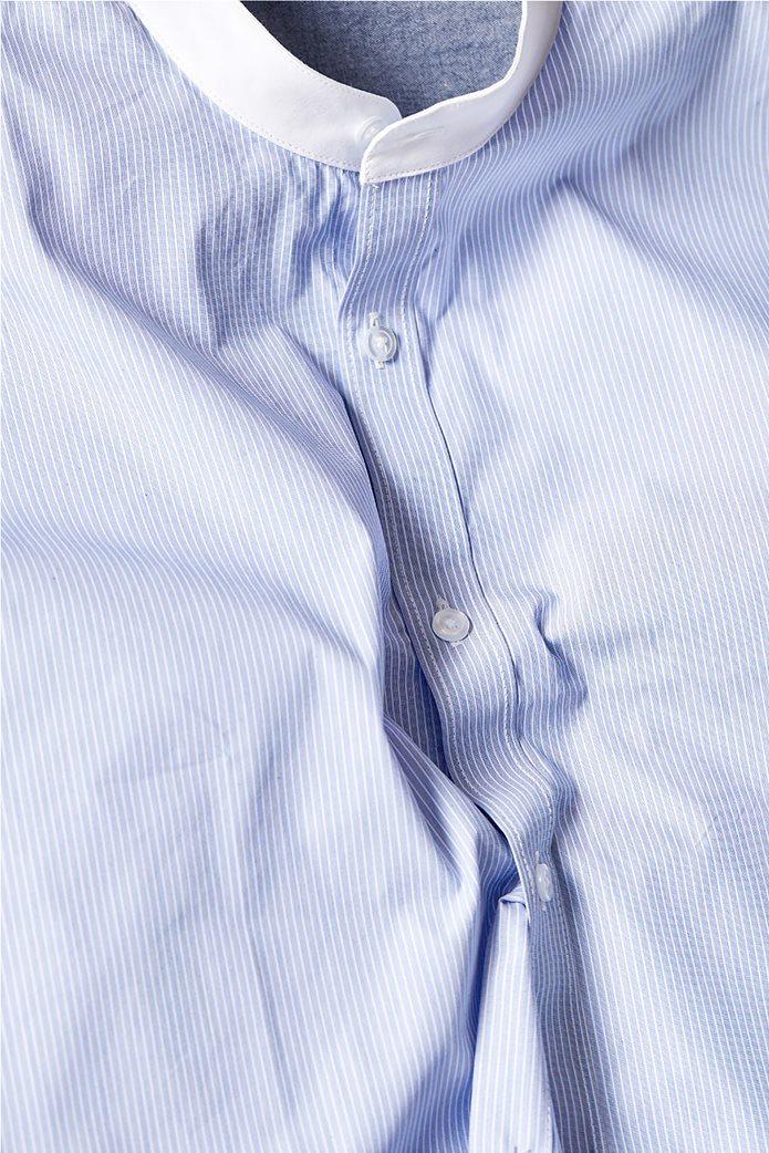 Esprit ανδρικό ριγέ πουκάμισο με τεχνολογία COOLMAX® 5