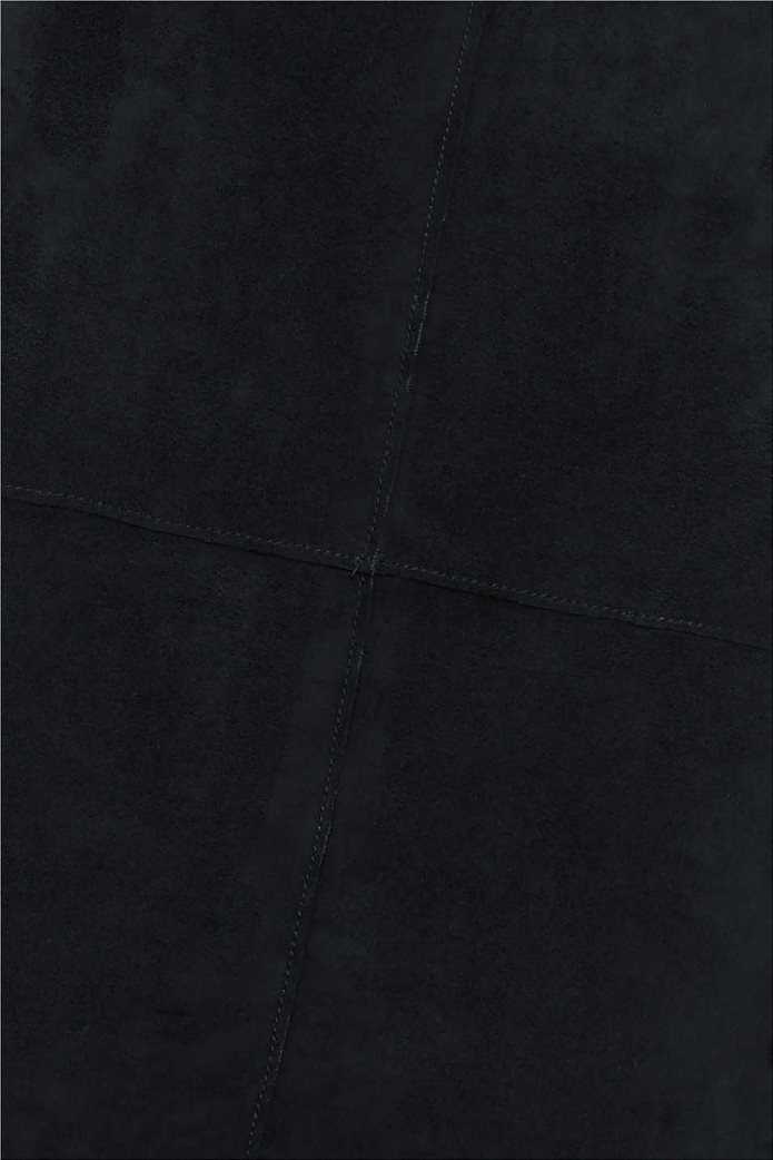 Esprit γυναικεία φούστα midi suede A γραμμή 5