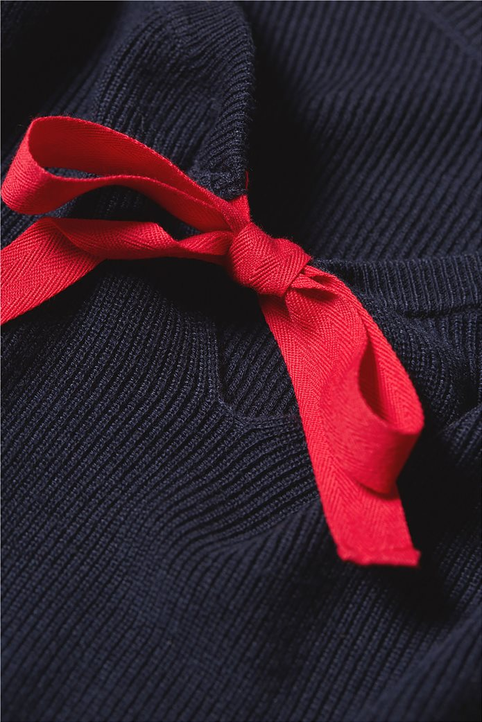 Esprit γυναικεία πλεκτή μπλούζα με φιόγκο στην πλάτη 5