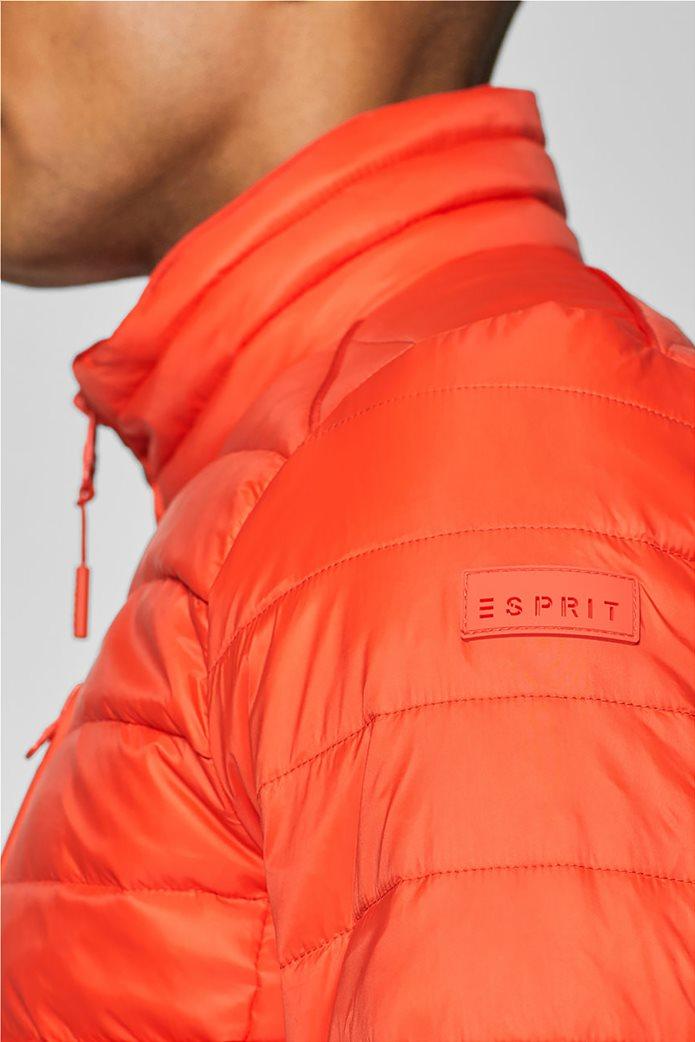 Esprit  ανδρικό μπουφάν καπιτονέ με τεχνολογία 3M® Thinsulate Πορτοκαλί 2