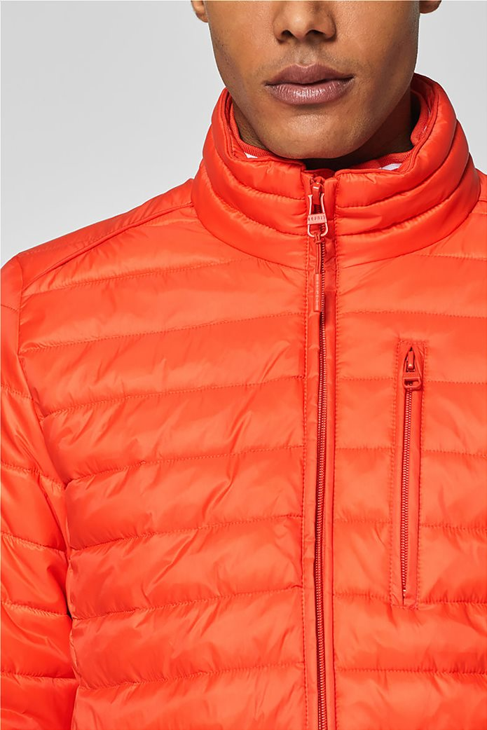 Esprit  ανδρικό μπουφάν καπιτονέ με τεχνολογία 3M® Thinsulate Πορτοκαλί 6