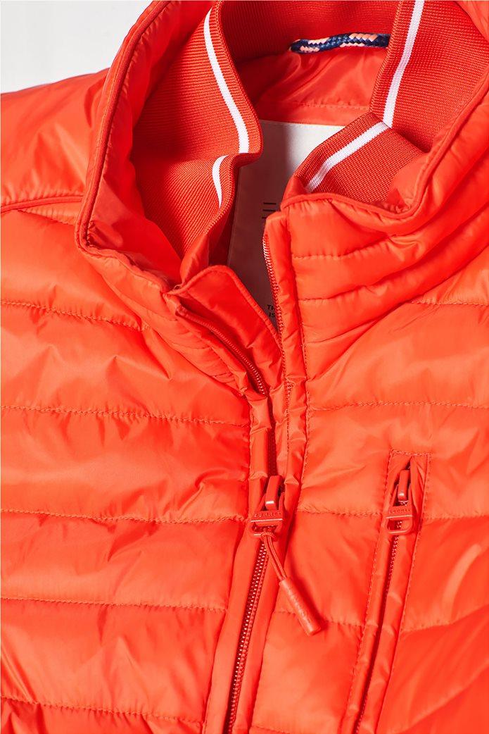 Esprit  ανδρικό μπουφάν καπιτονέ με τεχνολογία 3M® Thinsulate Πορτοκαλί 7