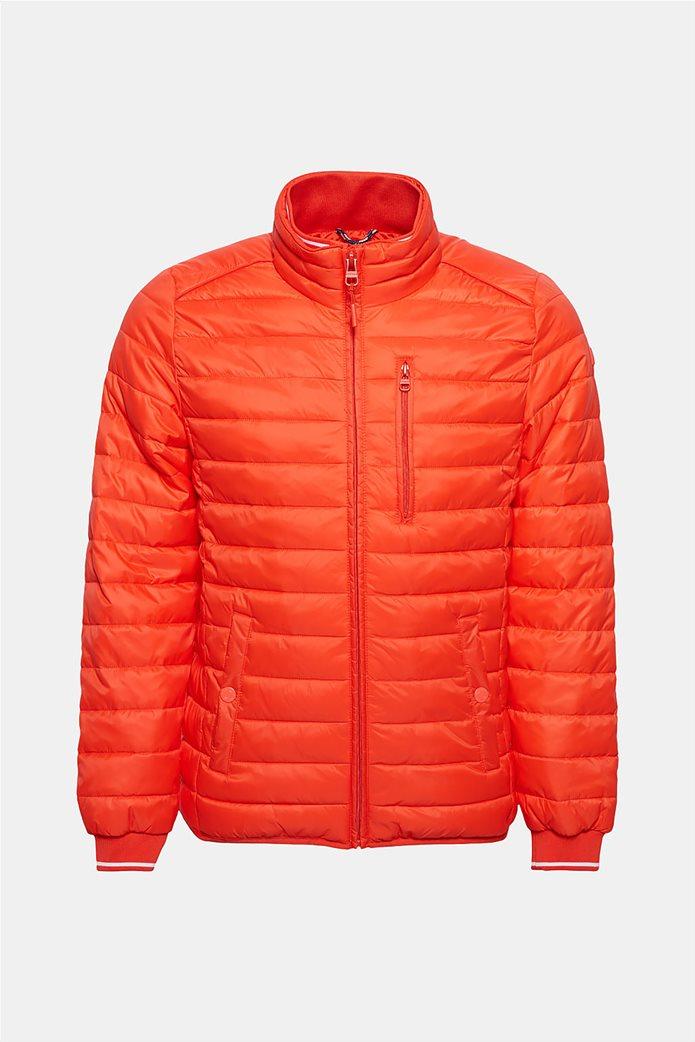 Esprit  ανδρικό μπουφάν καπιτονέ με τεχνολογία 3M® Thinsulate Πορτοκαλί 8