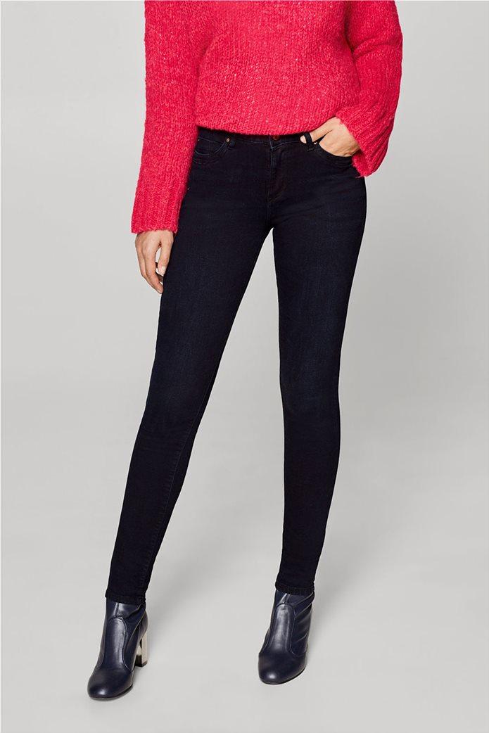 Esprit γυναικείο τζην παντελόνι skinny ελαστικό 6