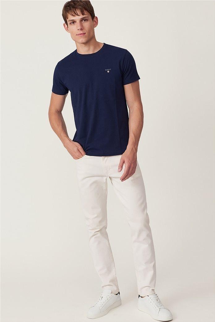 Gant ανδρικό jean παντελόνι Slim fit (34L) 0