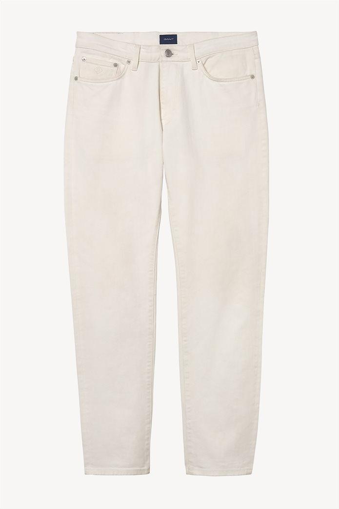 Gant ανδρικό jean παντελόνι Slim fit (34L) 2