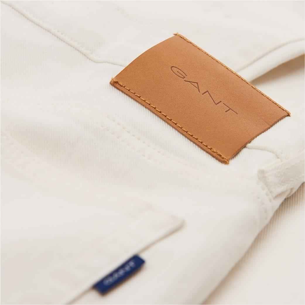 Gant ανδρικό jean παντελόνι Slim fit (34L) 5