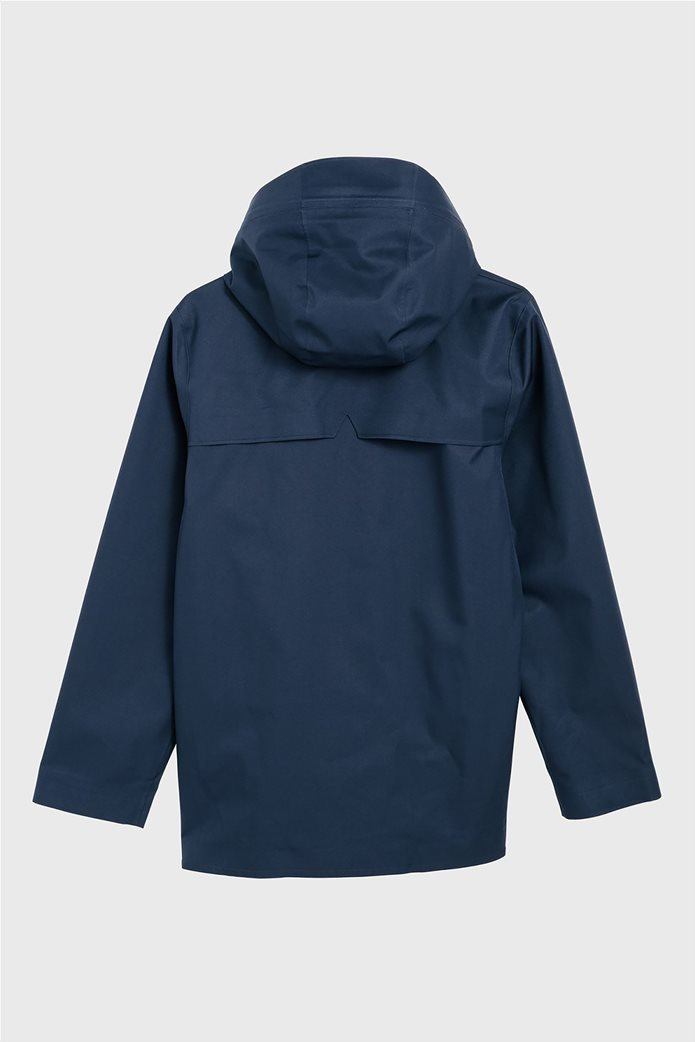 Gant γυναικείο αδιαβροχο μπουφάν με κουκούλα 1