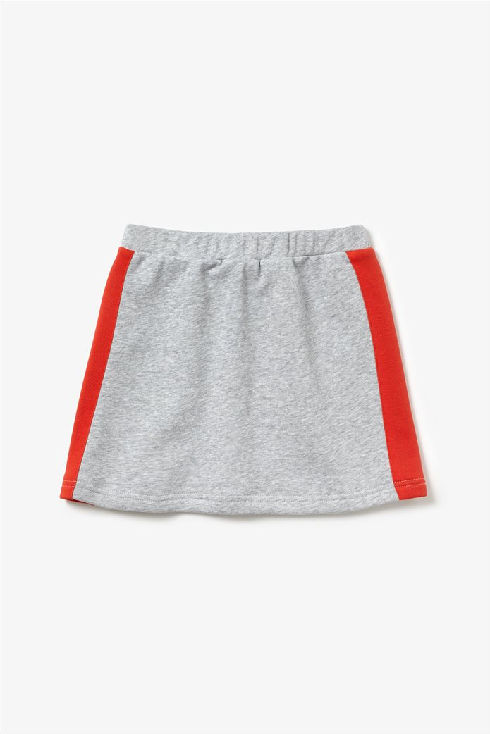 Lacoste παιδική mini φούστα με coloblocκed 2