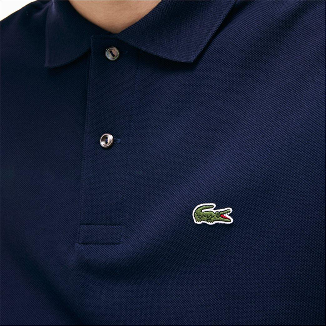 Lacoste ανδρική μπλούζα polo με μακρύ μανίκι 2