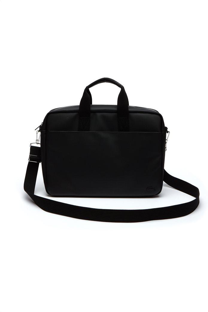 Aνδρική τσάντα Classic Petit Piqué Computer Bag Lacoste 0