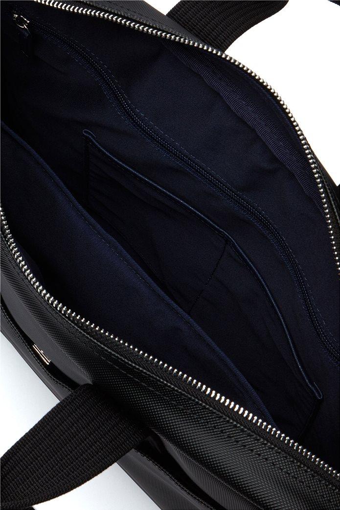 Aνδρική τσάντα Classic Petit Piqué Computer Bag Lacoste 3
