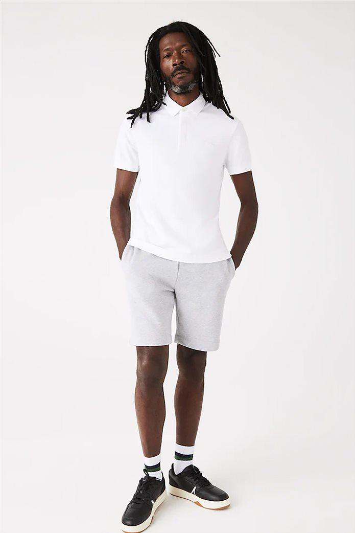 """Lacoste ανδρική πικέ μπλούζα πόλο """"The Paris Polo"""" Μπλε Σκούρο 0"""