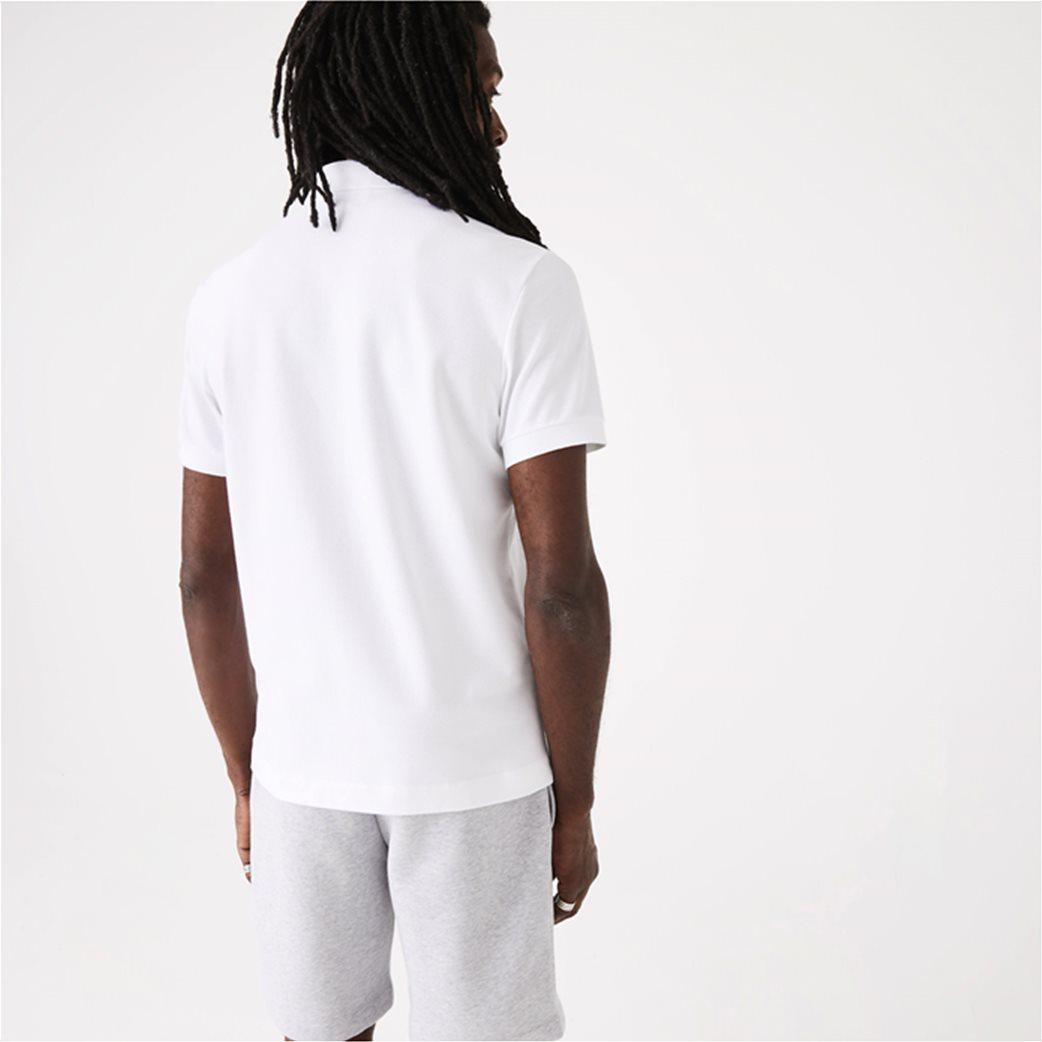 """Lacoste ανδρική πικέ μπλούζα πόλο """"The Paris Polo"""" Μπλε Σκούρο 2"""