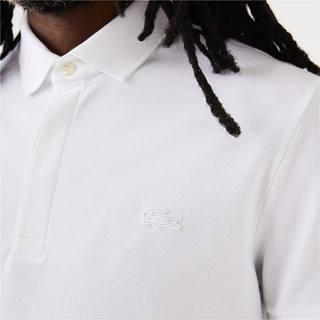 """Lacoste ανδρική πικέ μπλούζα πόλο """"The Paris Polo"""" Μπλε Σκούρο 3"""